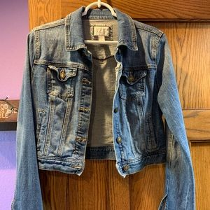 Women's denim jacket - I Love H81